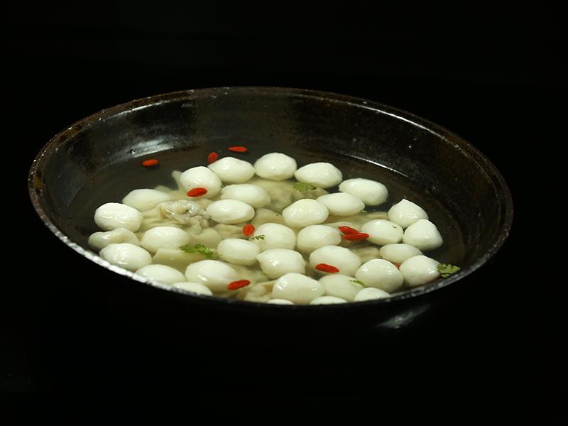 千峽魚丸湯