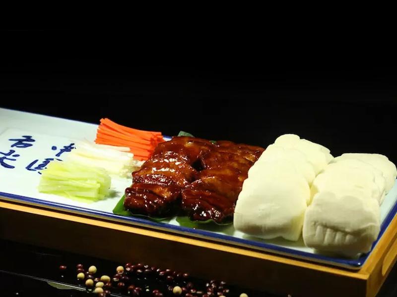 夾餅油爆肉(10人/份)
