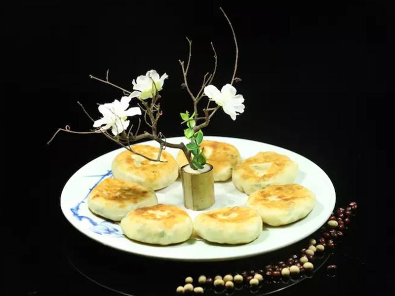 蔥香豆腐餅(只)