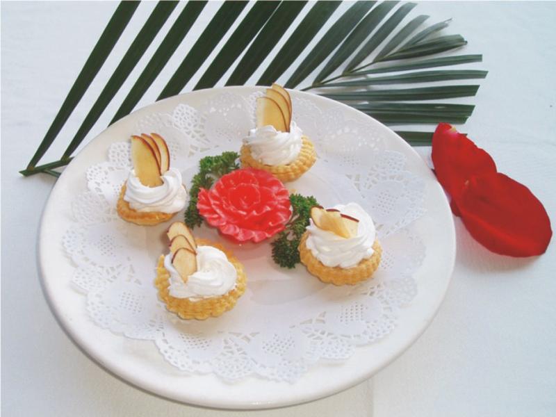 水果蛋撻(只)