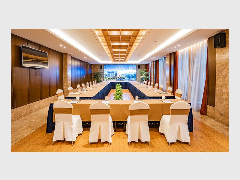 會議室預定—菊廳(100平方米)