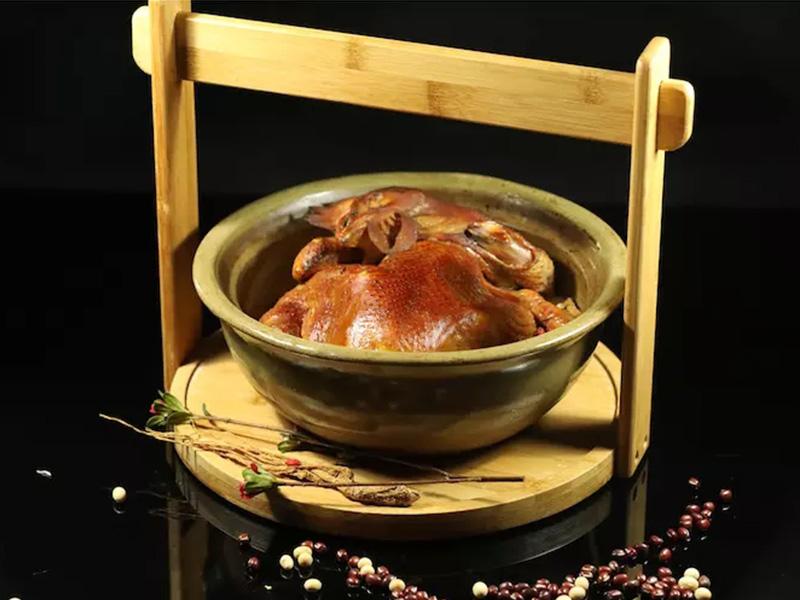 砂鍋神仙雞