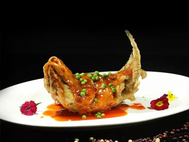 茄汁大黃魚