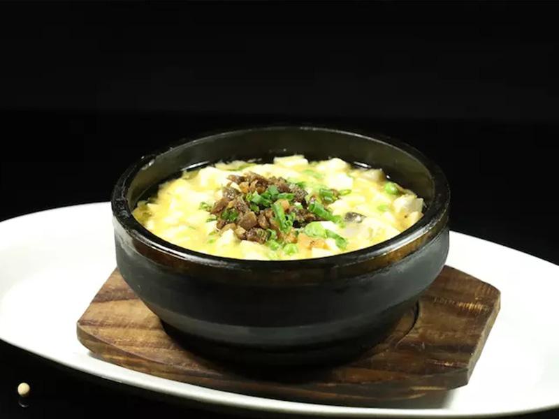 石鍋八寶豆腐