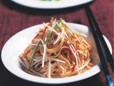鹵香豆腐絲