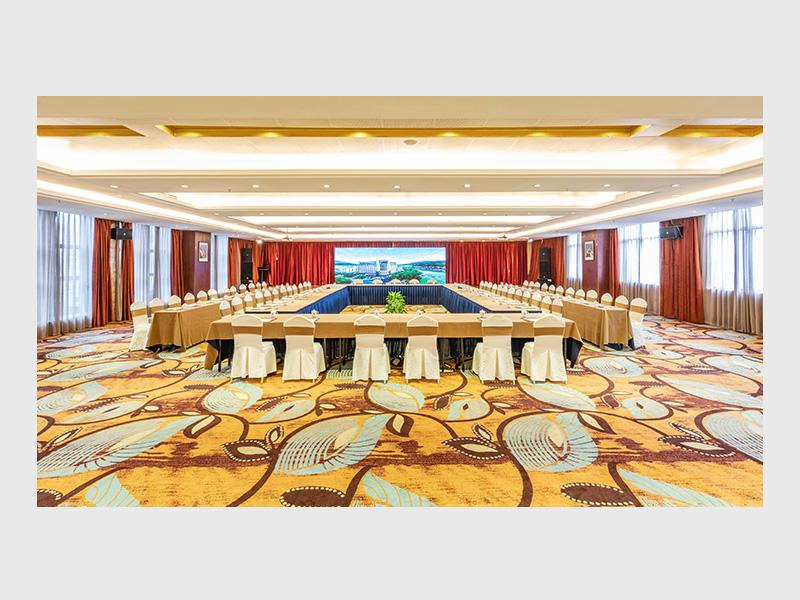 會議室預定—滿江紅(415平方米)