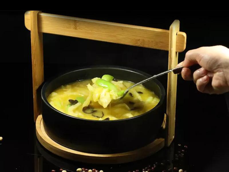 金湯燴魚肚